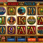 Ruby of The Nile Pokie