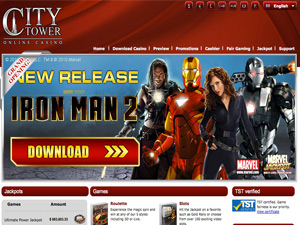 City Tower Online Casino