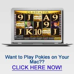Play Pokies on You Mac