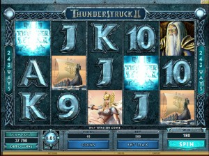 thunderstruck2 pokie