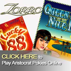Aristocrat downloads