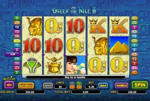 Slot machine casino payouts