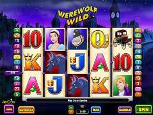 Play Werewolf Wild Online